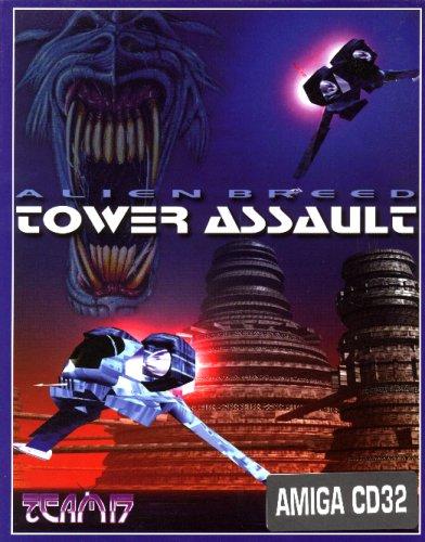Alien Breed Tower Assault (Amiga CD32)