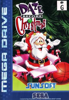 Daze Before Christmas (Mega Drive)