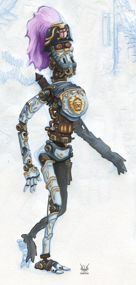 Her Majestys Automaton